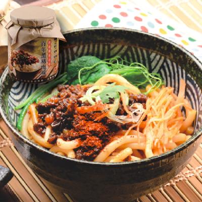 麻辣-百年黑豬肉燥 (1罐)